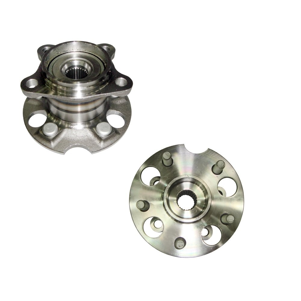 DRIVESTAR 512284x2 Pair: 2 New Rear Wheel Hubs & Bearings for Toyota Lexus RX 4WD 4x4 AWD