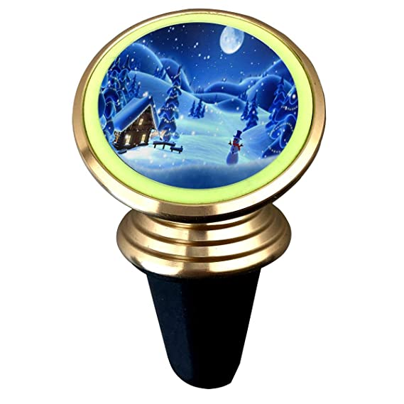 Amazon com: Magnetic Phone Holder Winter Snow Live 360