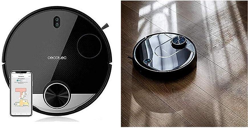 Cecotec Robot Aspirador Conga Serie 3290 Titanium + Robot Aspirador Conga Serie 3690 Absolute: Amazon.es: Hogar