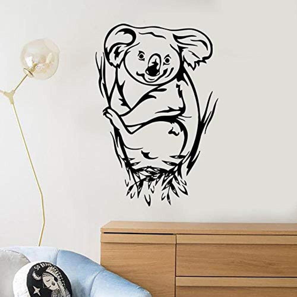 Koala Bamboo Animal Vinilo Tatuajes de Pared Decoración para El ...