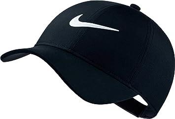 Nike 892721 Gorra de béisbol, Mujer, (Negro 010), One Size (Tamaño del Fabricante:Unica): Amazon.es: Deportes y aire libre