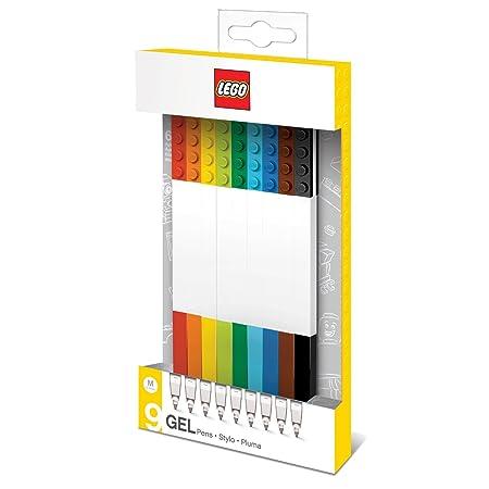 Lego Gel Pen Set   Multi Colour by Lego