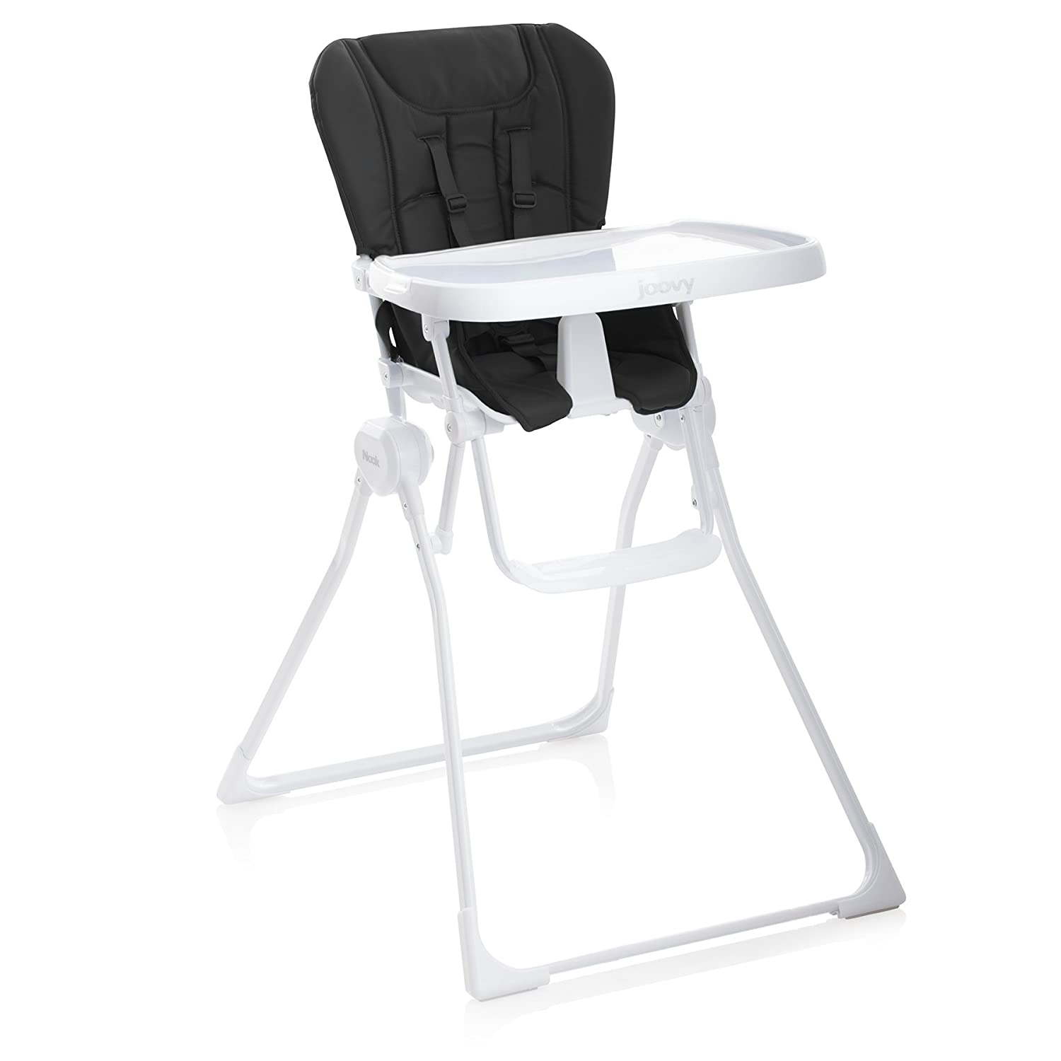 JOOVY New Nook High Chair, Black 2067