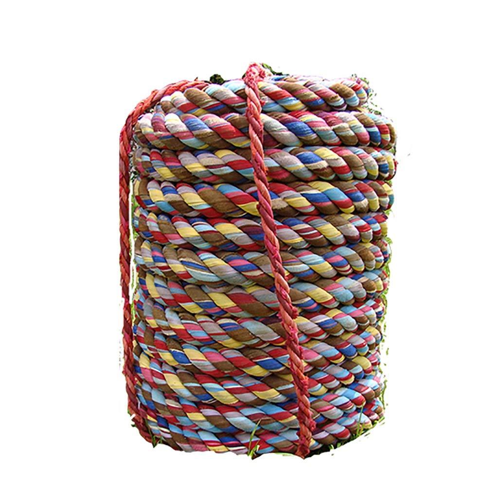TLMYDD Concours de détachement de Cordes à la Corde Adultes Enfants activités familiales à la Corde à la Corde 7 Tailles Cordes (Taille   26MM 15M) 30MM 25M