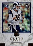 2018 Donruss The Elite Series Football Card #13