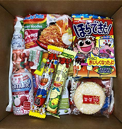 Asian Dagashi Mystery Pieces Including product image