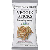 The Daily Craved  Veggie Sticks, 170 g