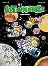 Les Astromômes, tome 1 : L'année bulleuse par Ghorbani