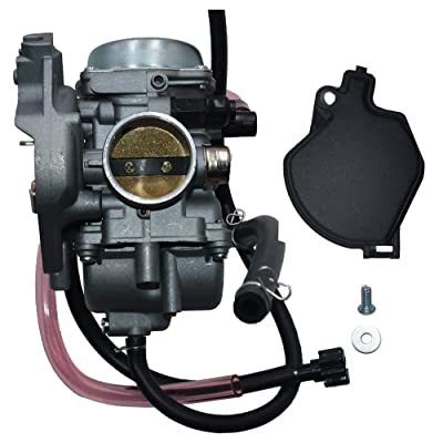 JDLLONG Carburetor 0470-448 Fits 2001-2005 Arctic Cat 250 300 2x4 4x4 ATV Quad Carb: Automotive