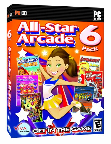 All-Star Arcade: 6 Pack