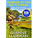 Murder at the Big T Lodge (Liz Lucas Cozy Mystery)