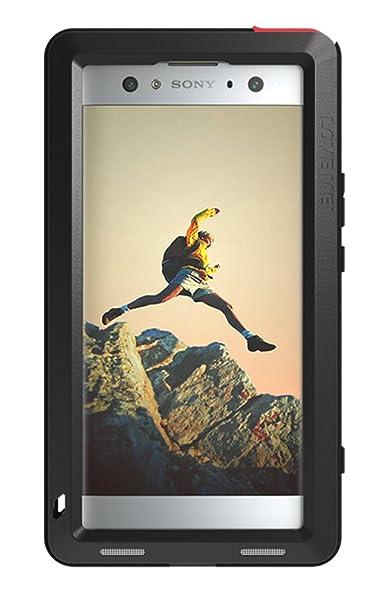 new york e9011 d15d4 Amazon.com: Case for Sony Xperia XA2 (5.2 inch), Love MEI Brand ...
