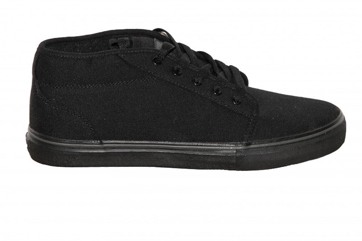 Adio Skateboard Schuhe Sydney Mid schwarz schwarz Turnschuhe schuhe
