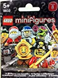 LEGO Minifigures Series 8 8833 ONE Random Pack