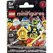LEGO Minifigures Series 8 8833 ONE Random Pack