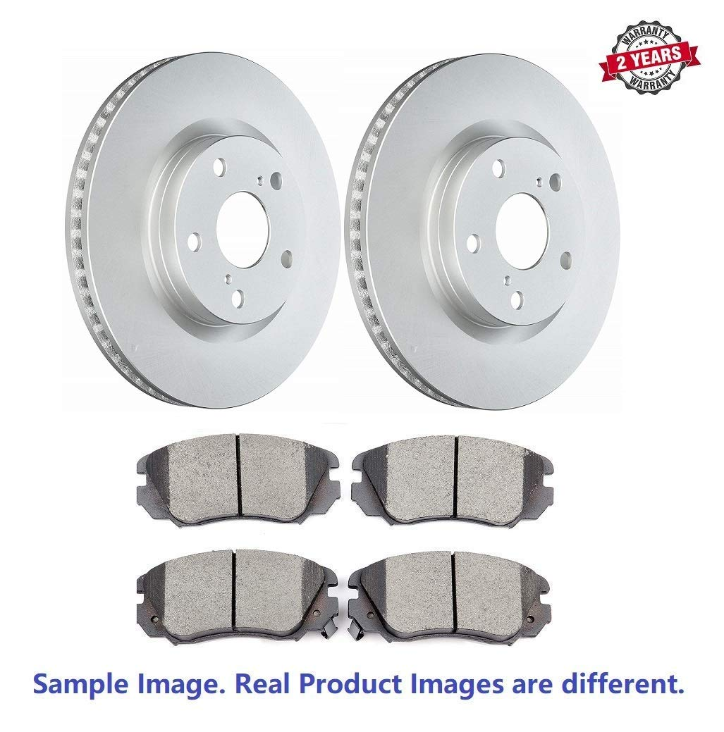 - With Two Years Manufacturer Warranty Inroble Anti Rust Coated Rear Disc Brake Rotors and Ceramic Brake Pads for 2007 Ford Taurus Brake Pads Include Hardware