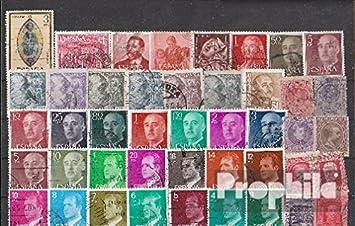 Prophila Collection España 50 Diferentes Sellos (Sellos para los coleccionistas): Amazon.es: Juguetes y juegos