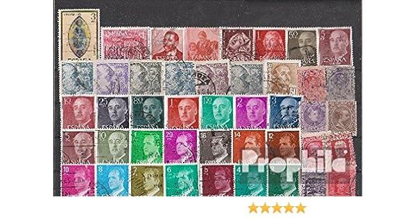 Prophila Collection España 50 Diferentes Sellos (Sellos para los ...