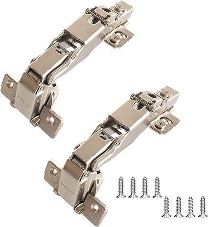 Come Regolare Le Ante Dell Armadio.Hafele 165 Grado Cerniere Con Ammortizzatore Per Porte Cerniera