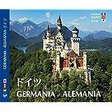 Kultur- und Bilderreise durch Deutschland - Germania - Alemania. Dreisprachige Ausgabe: Italienisch / Spanisch / Japanisch