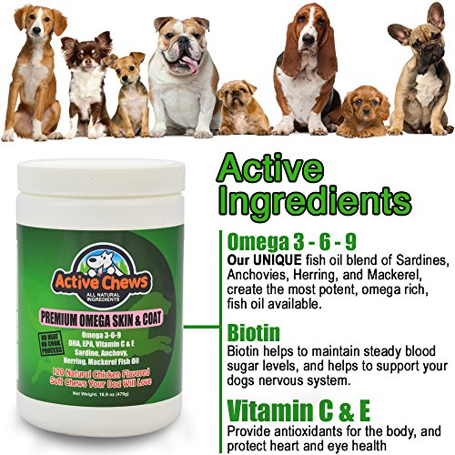 Is fish oil good for dogs dry skin for Fish oil dry skin