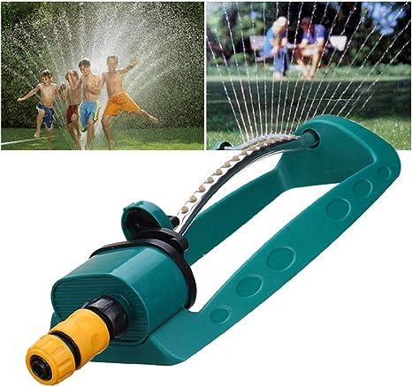 irrigatore di superficie oscillante a 15 fori regolabile irrigazione giardino