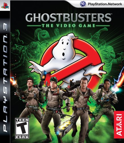 Ghostbusters: The Video Game - Playstation 3 (Family Game Ps3 Guy)