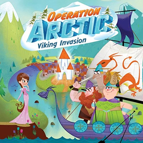 Patches Operation (Operation Arctic: Viking Invasion)