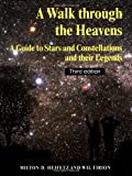 A Walk Through the Heavens, Milton D. Heifetz and Wil Tirion, 0521544157