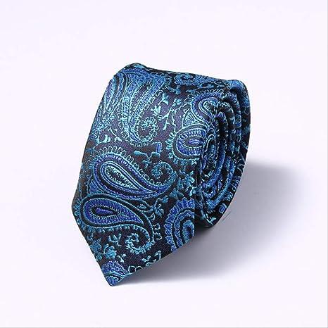 Xjwq 0As-003 0As-003 - Corbata para Hombre (6 cm): Amazon.es: Equipaje