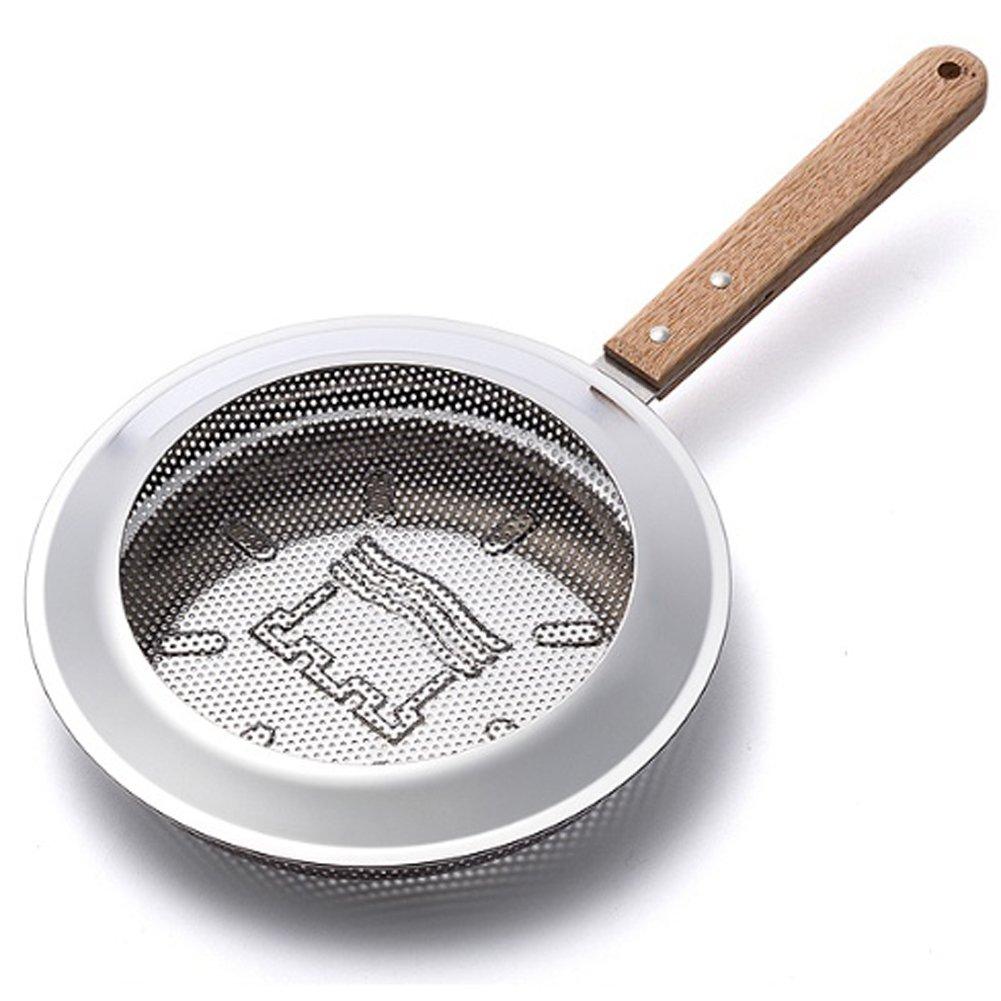 Dr.Mahn Handy Roaster Home Coffee Korean Stainless Steel Wood Self Bean Handy Roaster