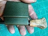 Custom-Sheath-for-Ferro-rod-fire-steel-survival-steel-Kydex-sheath-with-inlaid-compass
