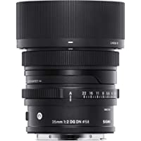 SIGMA 35MM F/2 DG DN Contemporary Lens for Sony E-Mount (4347965)
