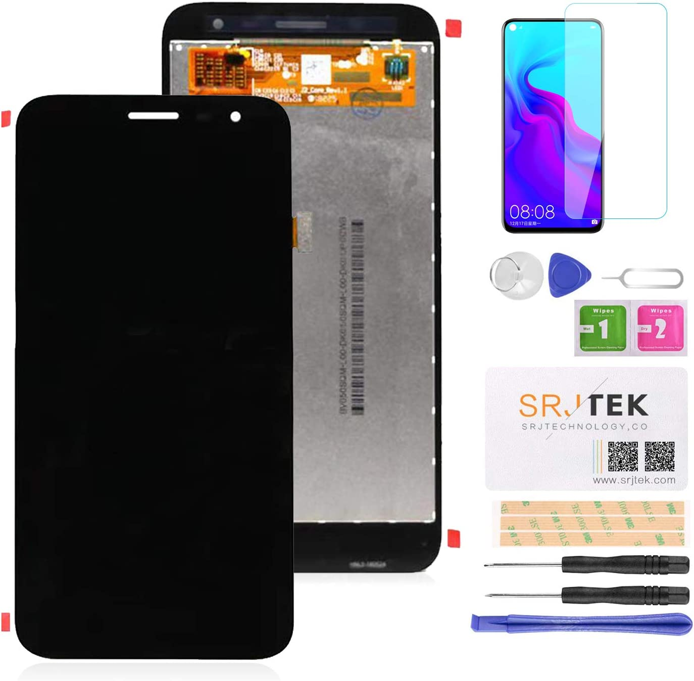 for Samung Galaxy J2 SM-S260DL LCD Screen Replacement Display Assembly Touch Screen Digitizer Panel Glass Replacement