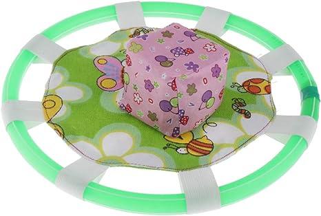 MagiDeal Juego de Bolsa de Arena con Anillo de Paleta Multicolor Juguete Divertido para Niños - Verde, 30cm: Amazon.es: Juguetes y juegos