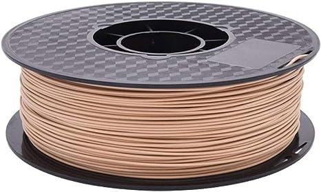Filamento de Material de Madera 1.75 mm/filamento de Impresora 3D ...