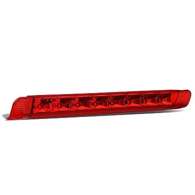DNA MOTORING 3BL-TRAV409-LED-RD Red Lens LED 3rd Brake Light [for 09-13 Corolla/Highlander]: Automotive