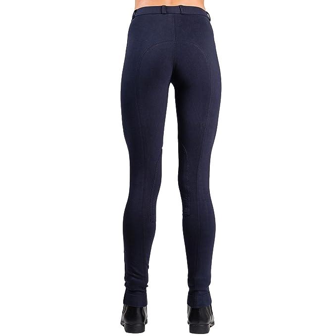 Pantalones de montar Joy Rider Jodphurs de lujo de equitaci/ón para mujeres