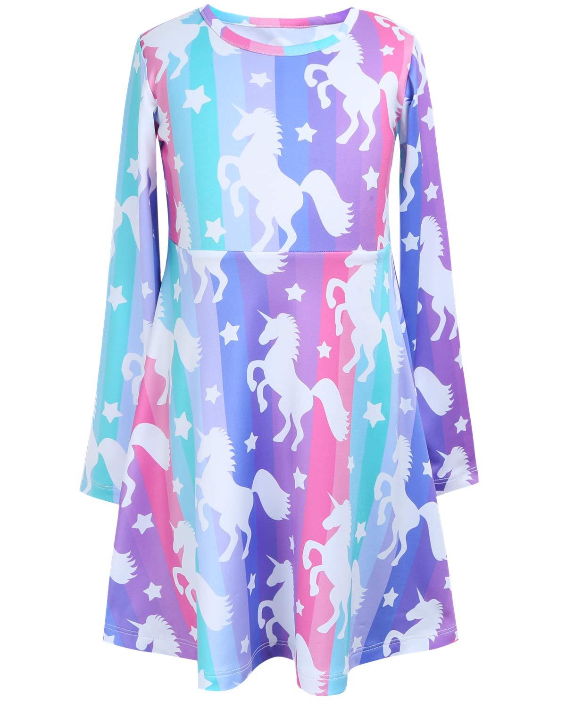 Liliane 4t Dresses for Girls Fall Dresses for Girls 5t Dresses for Girls A095-67Y