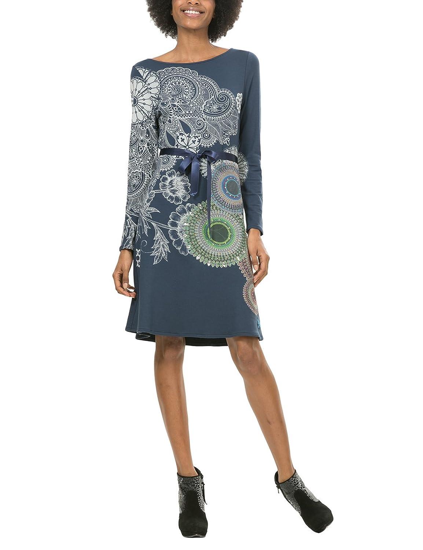 Desigual Damen Kleid Vest_Anais