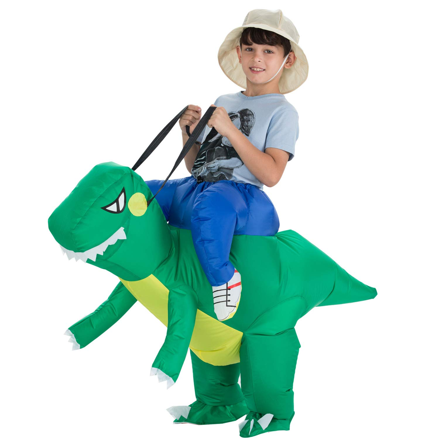 toloco inflatable dinosaur t rex costume inflatable costumes for adults halloween costume blow up costume