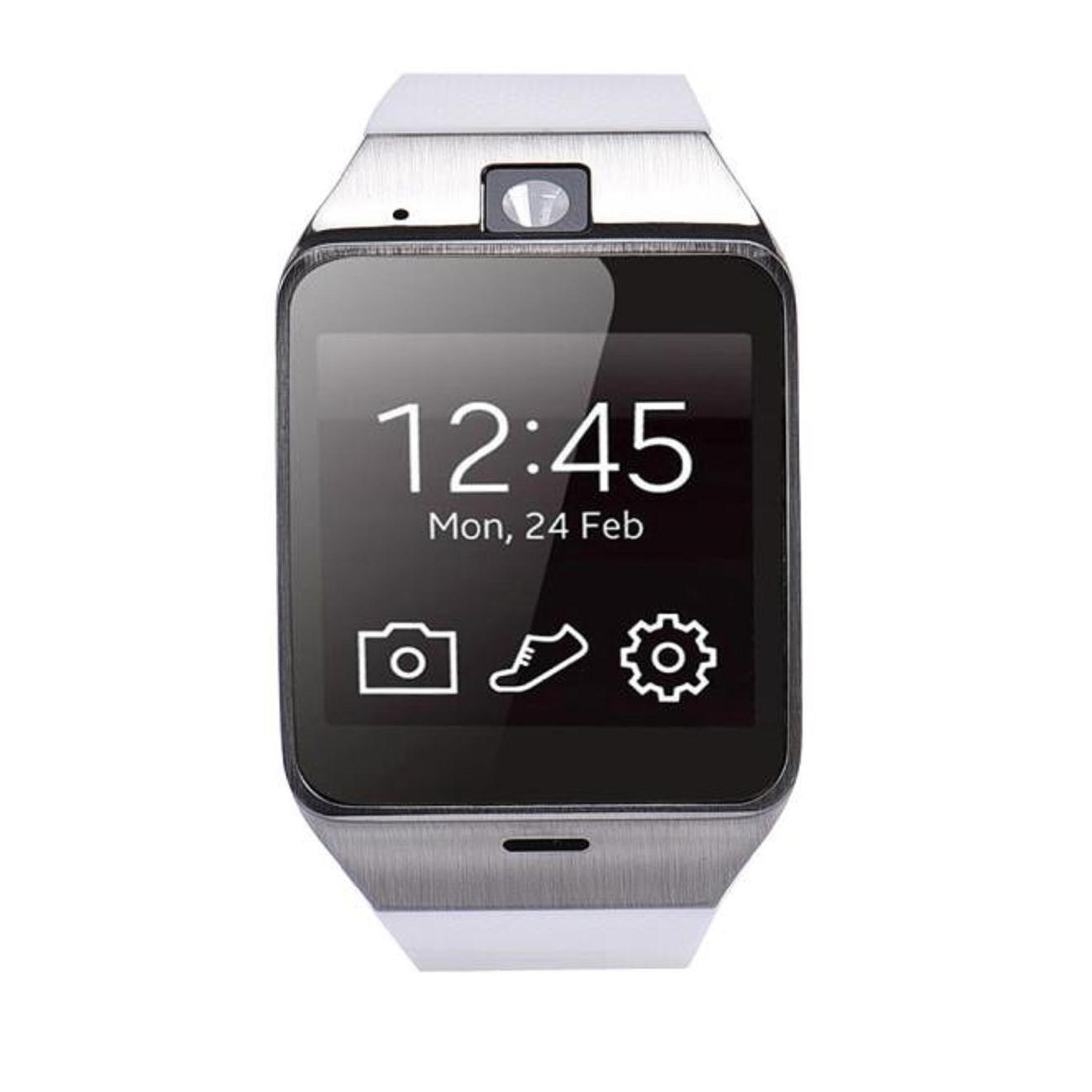 Smartwatch,KanLin Bluetooth 4.0 reloj inteligente,use with ...