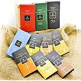 Amedei Chocolate Sampler: Single Origins and Blends