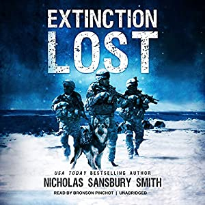 Extinction Lost Audiobook