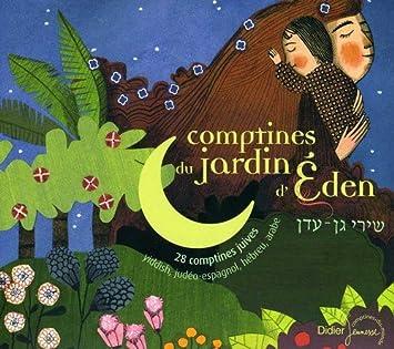 comptines du jardin deden - Jardin D Eden
