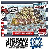1000Piece Jigsaw Puzzle Where's Wally (Waldo) Pirate Panorama Hobby Home Decoration DIY