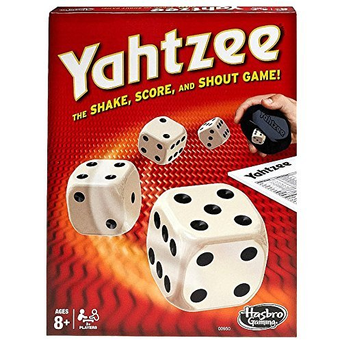 Yahtzee Game Board Game Deal (Large Image)