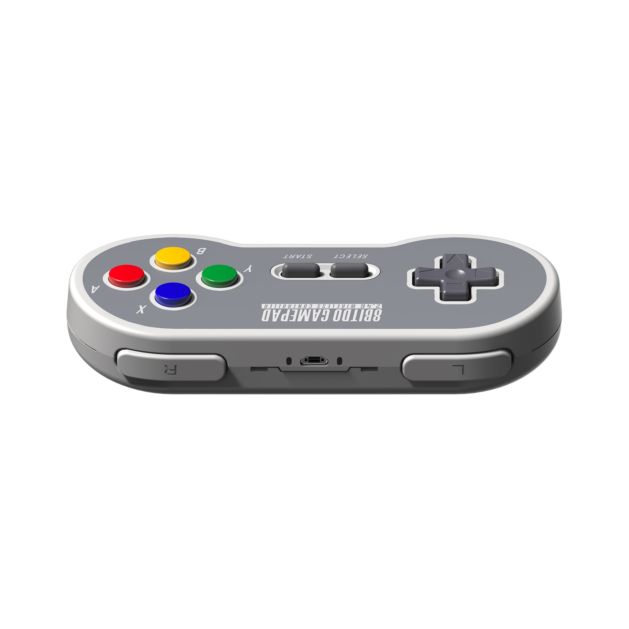 8Bitdo SF30 2.4G Wireless Controller for SFC Classic Edition by 8Bitdo (Image #9)