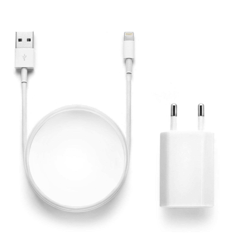 Cargador Cable de Carga,Cargador USB Enchufe Compatible con ...