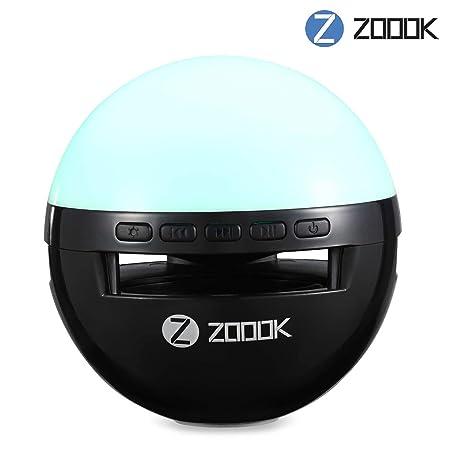 Zoook ZB Jazz Mini Bluetooth Speaker  Black  Speakers
